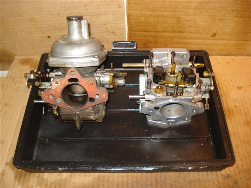 rebuild Zenith Stromberg carburetor