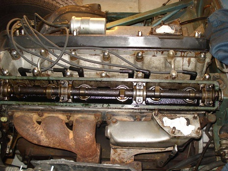 Jaguar XKE engine