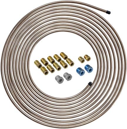 nickel copper brake tubing