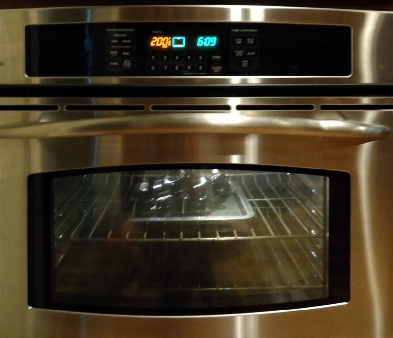 Baking brake calipers in oven to cure paint