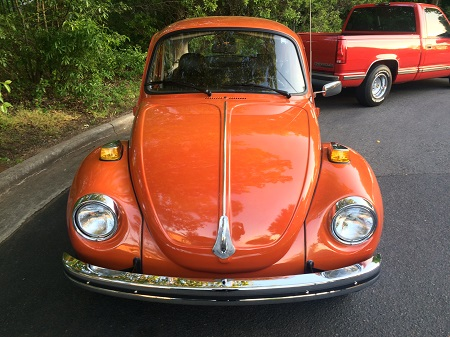 Restore An Old Beetle