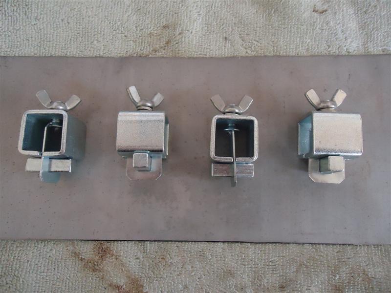 butt-welding automotive sheet metal
