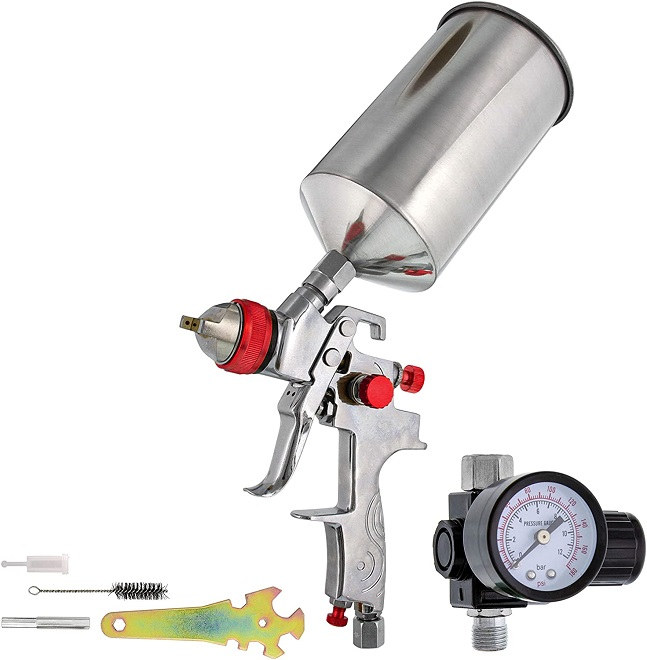 HVLP Gravity Feed Paint Gun
